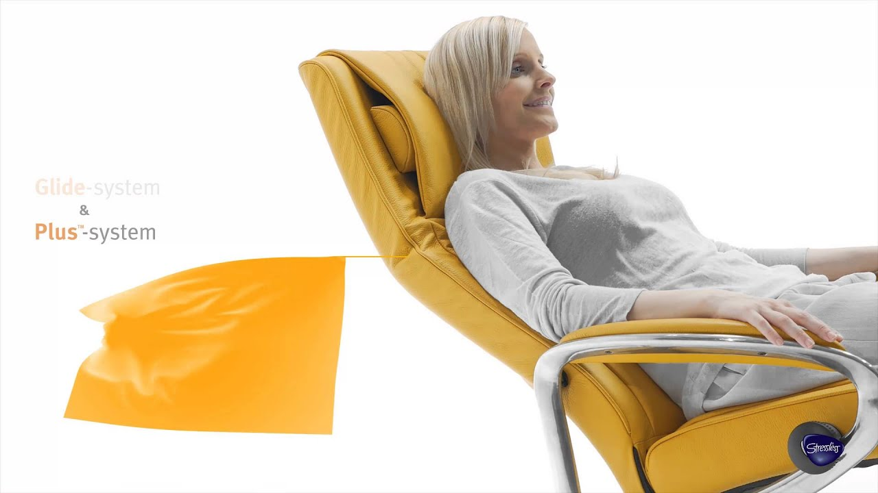 Stressless View Glide Plus Youtube