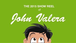 John Valera's Video and Graphics Show Reel