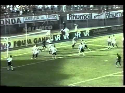 Corinthians 1 x 3 União Barbarense 11041999 Paulistão 1999