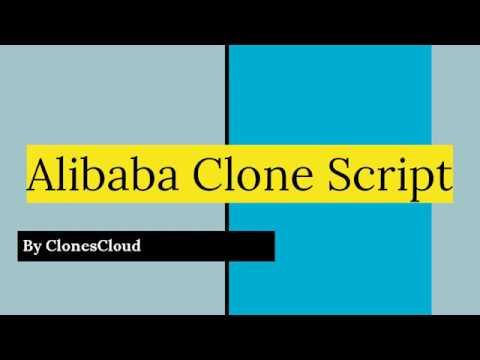 Alibaba Clone Script from ClonesCloud for B2B Marketplace Platform