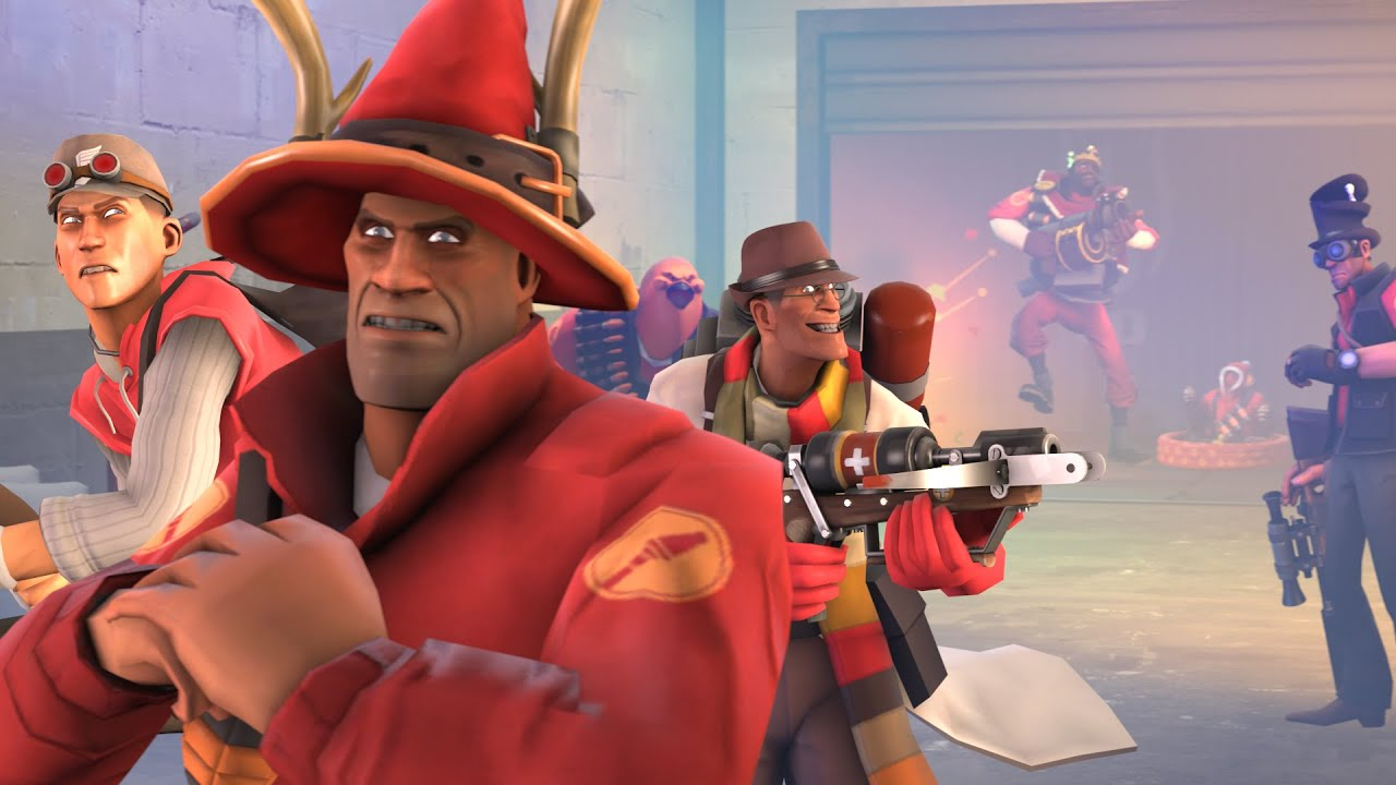 tf2 how to join matchmaking