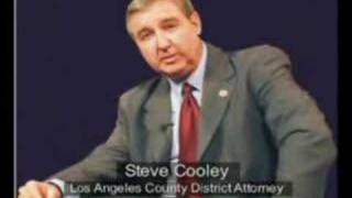 Is L A District Attorney Steve Cooley Corrupt? Two Views