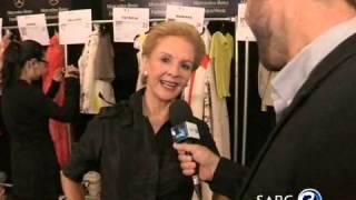 Carolina Herrera talks about her passion for fashion