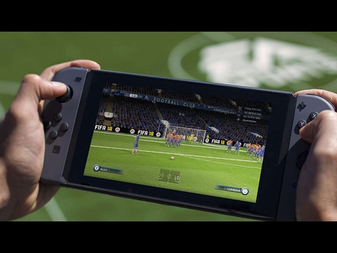 FIFA 18: Fans React to Playing on Nintendo Switch - IGN Access