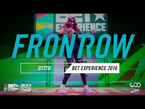 Dytto  WOD  at BET Experience   BETX BETExperience