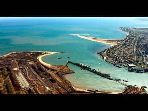 Port Hedland during WW11