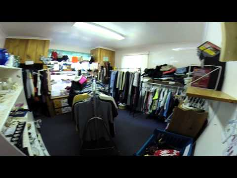 Discovery Christian Church Thrift Store in Bend, Oregon - $1 room