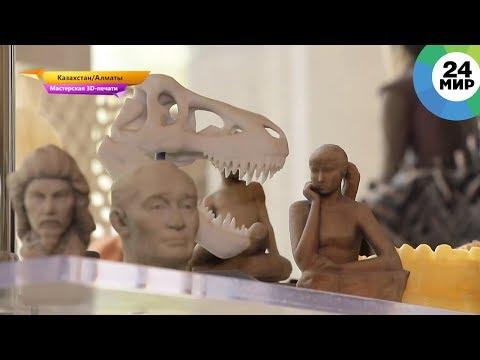 3D-принтер: прибыль или убыток / Start UP по казахстански