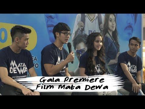 Keseruan Meet & Greet Nobar Film MATA DEWA - JOGJA HAPPENING