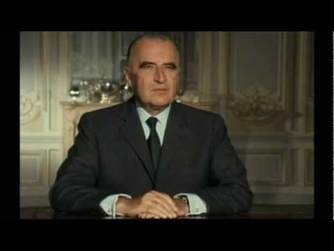 DOCUMENTAIRE CLAUDE ET GEORGES POMPIDOU - Réal: Pierre Hurel / Prod: Elephant Doc