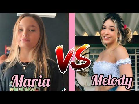 Maria VS Melody TikTok