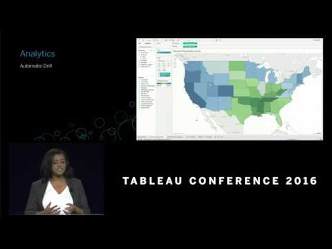 Tableau Developers on Stage 2016
