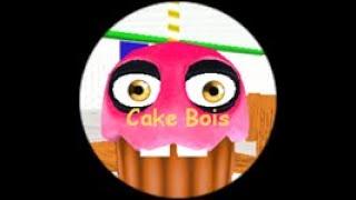 "How to get ""Cupcake"" Badge   Baldi Basics 3D PLUS RP   RBLX"