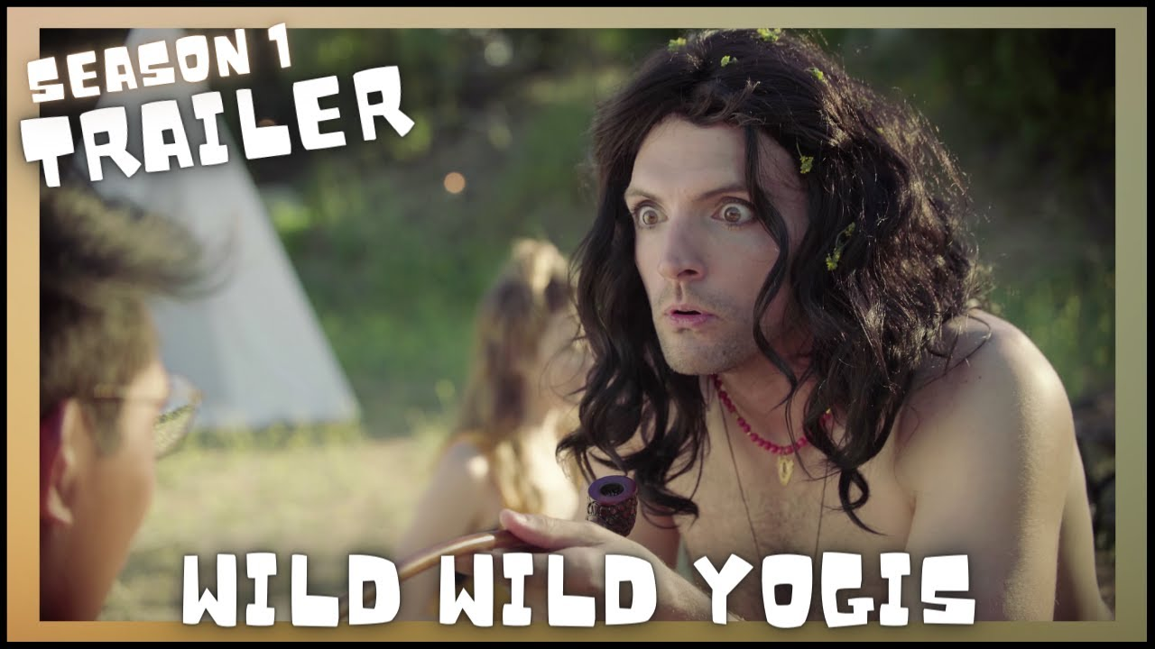 WILD WILD YOGIS - New Comedy Now Streaming