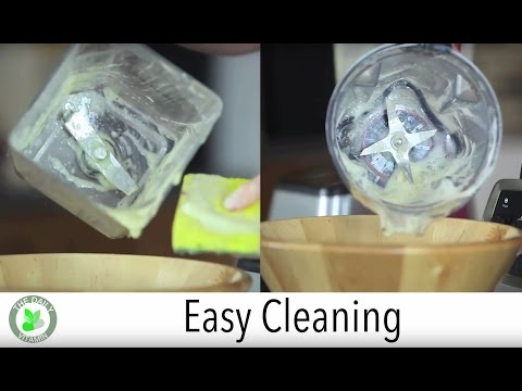 Best Blender - to - Clean. Blendtec vs Vitamix - Nutribullet vs Ninja - Easy Cleaning Blend off