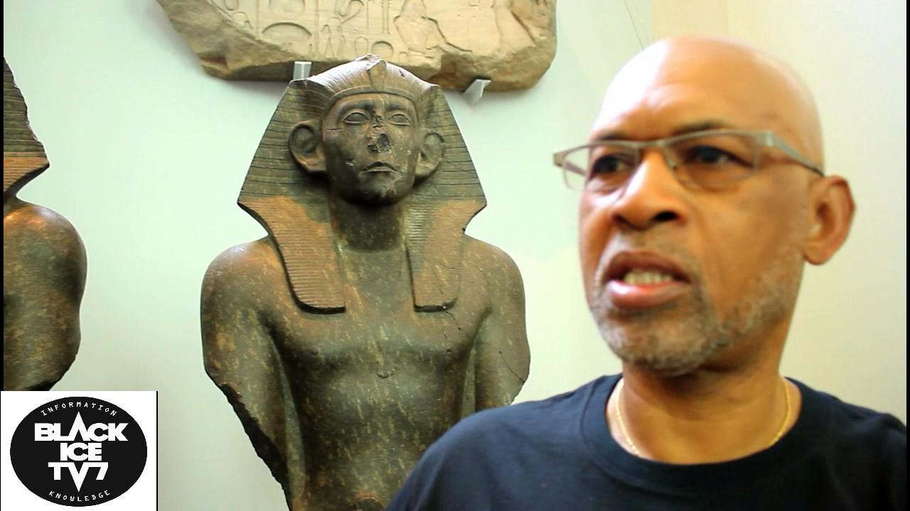 Anthony Browder at the British Museum pt 4