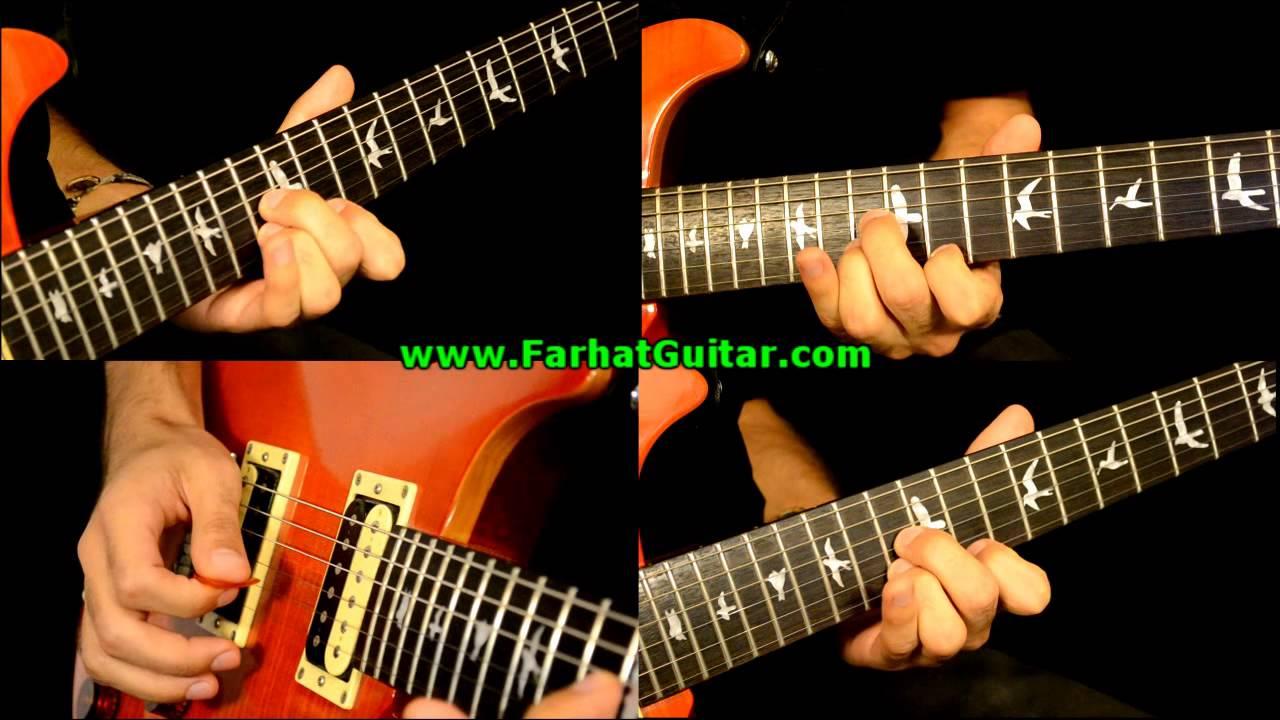 black hole sun soundgarden 2 7 guitar cover youtube. Black Bedroom Furniture Sets. Home Design Ideas