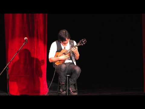 Jake Shimabukuro Live - Orange World / Wes on Four