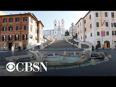 Italy on nationwide lockdown as coronavirus cases surge