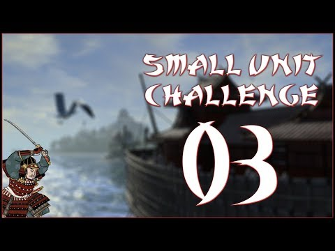 EZ MODE - Mori (Challenge: Small Unit Size) - Total War: Shogun 2 - Ep.03!