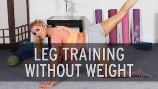 The Best Bodyweight Leg Exercises