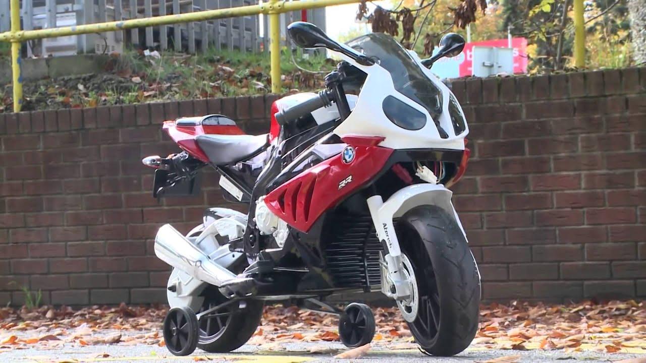 bmw battery operated motorbike - buy online in pakistan - youtube