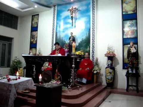 Bài giảng của cha Giuse.Nguyễn Thể Hiện 2