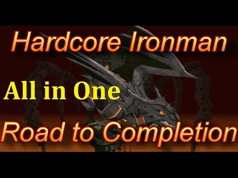 The ENTIRE Hardcore Ironman Road to Completion Series