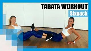4 Minuten Tabata Workout: Ultimate Sixpack