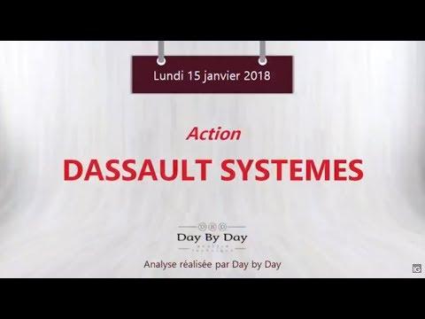 Action Dassault Systèmes : sortie de rectangle - Flash analyse IG 15.01.2018