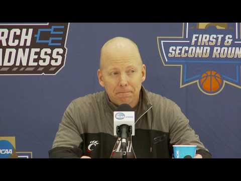News Conference: Cincinnati Second Round Preview