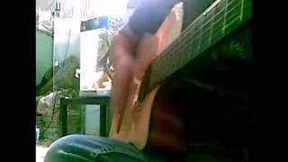 Ngày xưa em đến guitar cover by Phát Tài of guitar Văn Miếu