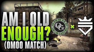 Am I Old Enough? (OMOO Match)