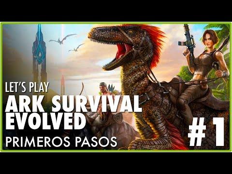 ARK Survival Evolved | PRIMEROS PASOS | #1 | Jota Delgado