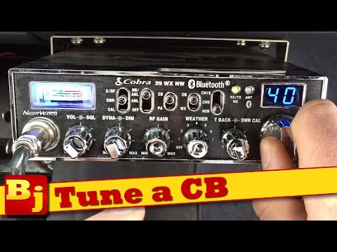 How-To Tune a CB Antennae