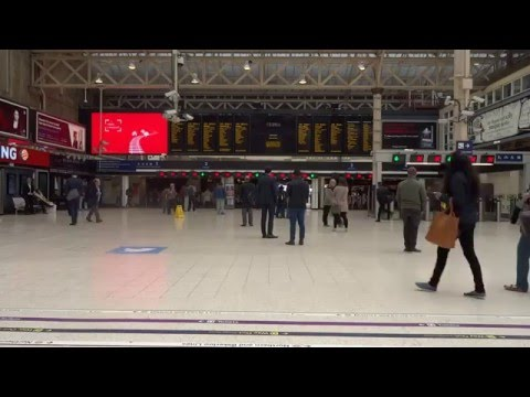 Dartford train via Bexleyheath from Charing Cross station