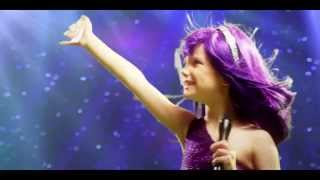 Addy's wish to be...a pop star in her own music video! Video
