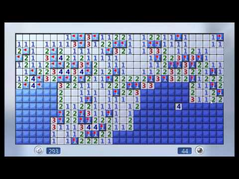 How To Win Minesweeper On Advanced (99 Mines)