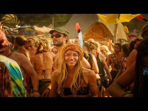 Astrix @ Ozora 2016 - Deep Jungle Walk