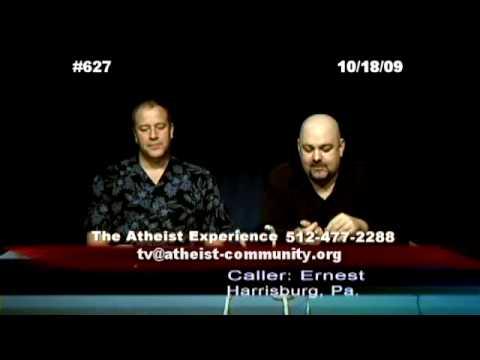 An Ernest Call | Ernest - Harrisburg, PA | Atheist Experience #627