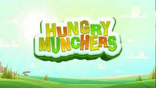 Hungry Munchers Game Trailer