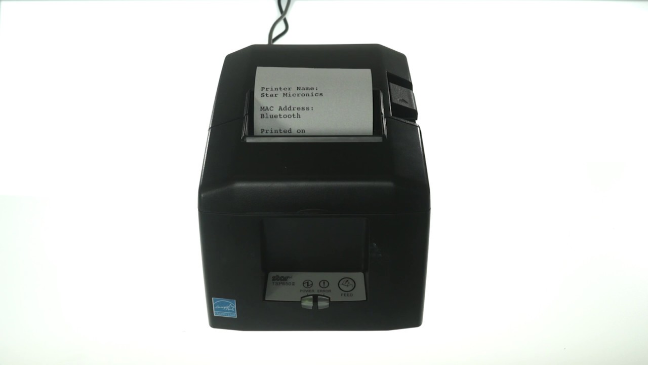 How To Set Up Your Bluetooth Receipt Printer With The Keep Ipad Cash Register