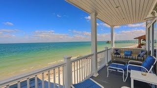 Nantucket Inspired Beach Cottage in Anna Maria, Florida