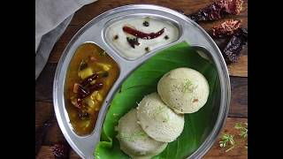Delicious Moong Dal Rice Idli Healthy Heart Recipe with LG Microwave Oven