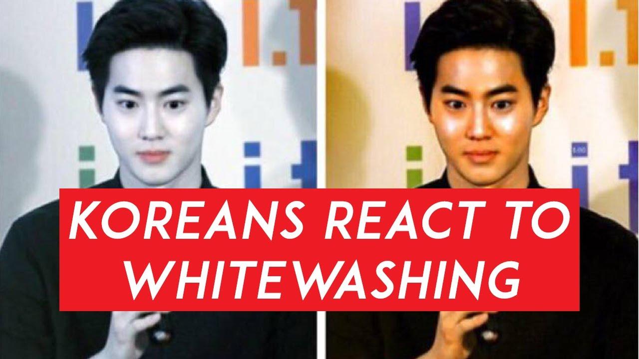 How Koreans Think About Whitewashing In Korea Whitewashing K Pop