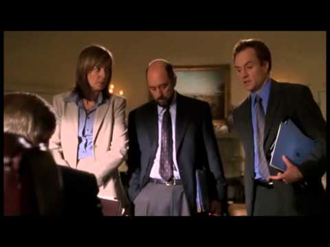 West Wing - Are we discarding anybody else for legal activities?