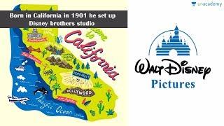 Remembering Walter Disney - A Brilliant Entrepreneur, Animator and Film Producer