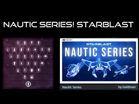 Nautic Series! [Starblast - Mods & Ship Designs]