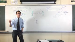 Problem Solving with Probability & Shapes (Example 2: The Circle)