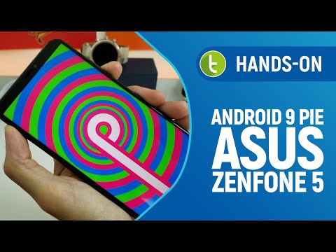 Update: Official] Asus Zenfone 5's Android Pie update with